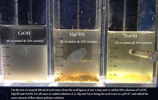 Magnesium Hydroxide Brucite Dmi Cement Oxnard